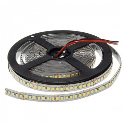 Led Strip 24V - 2835 - Non Etanche - 196 Smd/m 20 w/m Monochrome