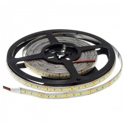 Led Strip 24V - 2835 - Etanche IP54 - 196 Smd/m 20 w/m Monochrome