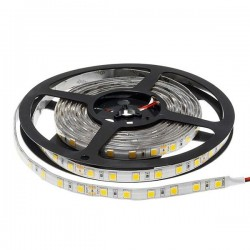 Led Strip 24V - 5054 - Etanche IP54 - 60 Smd/m 16 w/m Monochrome