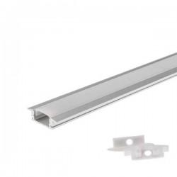 Profilé Alu pour Led Strips 6mm build in 1m