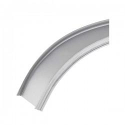 Profilé Alu pour Led Strips 4mm 1m Flexible