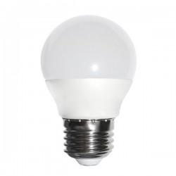 Source LED 6W E27 Globe 45 - Garantie 2 ans