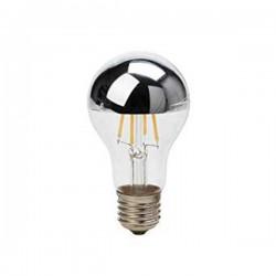 Source Filament LED Doré 7W E27 Silver/Golden A60