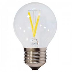 Source Filament LED 2W E27 A60 Globe 45