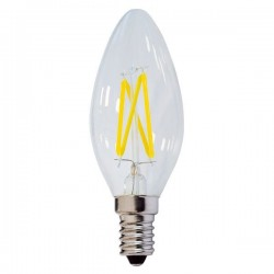 Source Filament LED 4W E14 C35 Dimmable