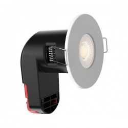Spot LED 6W anti-feu dimmable IP65 - 540 Lms