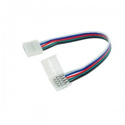 Flexible Connecteur pour Led Strip RGB+WH