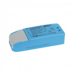 Dimmable Driver LED 18W 350mA 15~52Vdc IP20